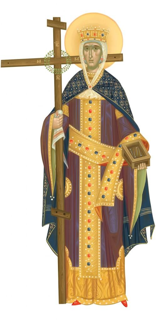 Η Αγία Ελένη και ο Τίμιος Σταυρός